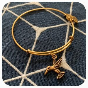 Alex and Ani•Hummingbird Bangle
